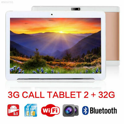 2019 9.7 inch Tablet PC phablet Dual 3G SIM wifi Android Smart PHONE 2G + 32GB