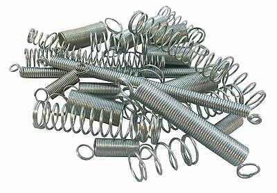 200 Pieces Compression Spring Galvanised Assortment Box Springs Tools