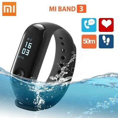 Xiaomi Mi Band 3 OLED Smart Watch Fitness Armband Schlaf-Monitor Bracelet Heiß