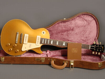 Gibson Les Paul 1956 Custom Historic 2018 Goldtop VOS  Lightweight!