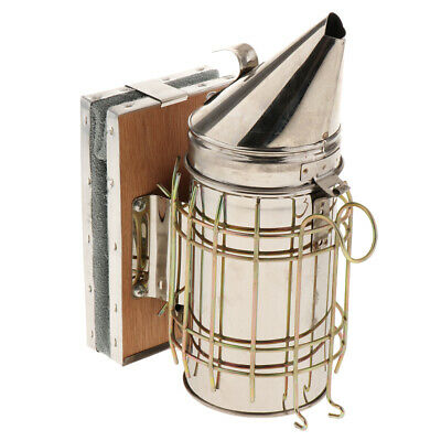 Beekeeping Large Hive Smoker stainless Bee Hive Smoker Large 10inch