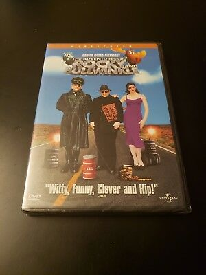 The Adventures of Rocky and Bullwinkle (DVD, 2001) Brand New Free Shipping (BX2)