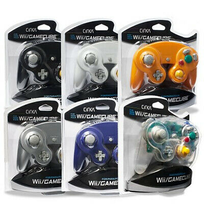 CirKa Wired Controller for Nintendo Wii / GameCube GC Gamepad