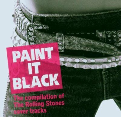Various Artists-Paint It Black: The Compilation of the Rolling Stones Covers CD