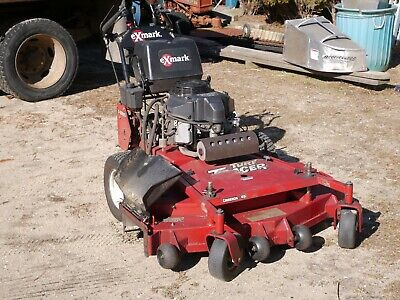 """48"""" EXMARK TURF Tracer Commercial Hydro Drive Walk Behind Mower"""