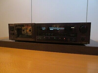 Sony Tc-K555 Esii Stereo Cassette Deck Top Zustand!!!
