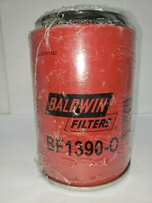 Baldwin Filters BF1390-O Fuel/Water Separator Filter w/ Open Port For Bowl