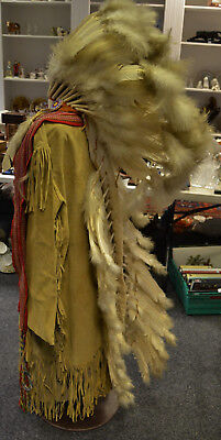 vintage Native American Red Indian costume