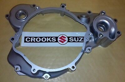 NOS 11341-43D00 RM125 Genuine Suzuki Clutch Cover / R.H. Engine Cover