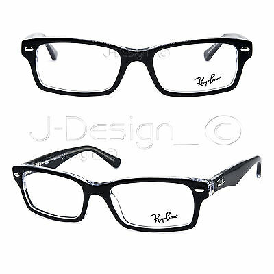 4741be489f4 Ray Ban RB 1530 3529 Junior Black 48 16 130 Eyeglasses Rx - New