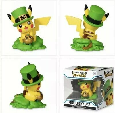 Funko Figure Pokemon A Day With Pikachu One Lucky Day Vinyl