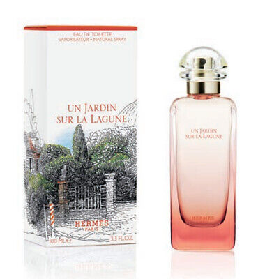 Hermes - Un Jardin sur la Lagune Eau de Toilette Spray - New Launch