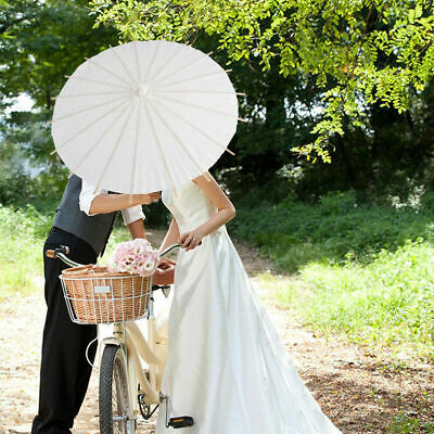Chinese Vintage Oil Paper Umbrella Wedding Umbrella Art Decor Wedding Home Docor