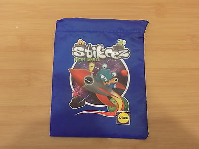 Lidl Stikeez from space 2016 Number 21 CHOOPY