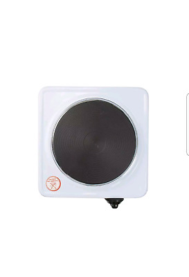 Single Electric Hot PlatePortable  Hob Kitchen Cooker Table Top Hotplate Mobile