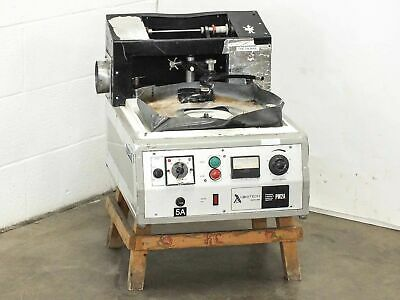 Logitech TN731B PM2A Precision Lapping and Polishing Machine with Autofeed