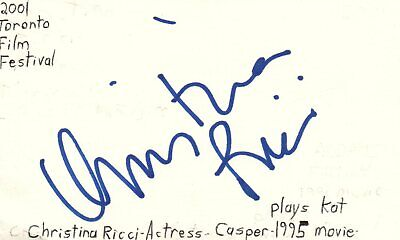 Chelsea Handler Stand Up Comedian Actress Autographed Signed Index Card Jsa Coa Entertainment Memorabilia Cards & Papers