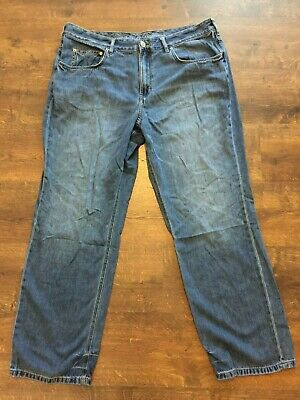 f40a6cd45 Men's TOMMY BAHAMA Classic Blue Jeans, Size 42 x 32 (measures 40 x 31