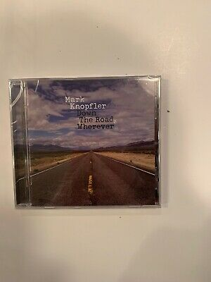 ***BRAND NEW - FACTORY SEALED CD*** Down the Road Wherever by Mark Knopfler