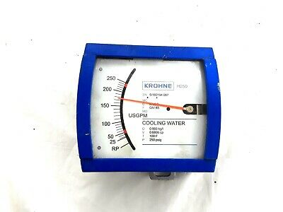 Krohne H250 Variable Area Flow Meter