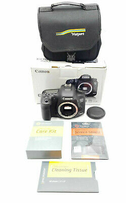 PRE-OWNED Canon EOS 7D Mark II Digital SLR Camera (Body Only) PRE-OWNED MINT