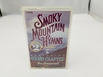 Smoky Mountain Hymns Cassette Tape Volume 2 Hand Crafted Instruments NEW Sealed