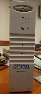 OPTI-UPS BACKUP POWER SUPPLY Power VS II