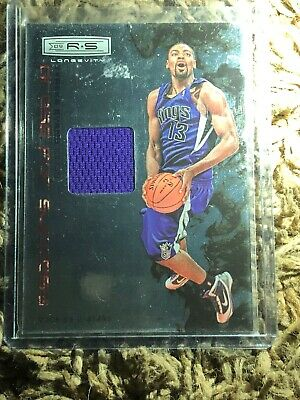 2009 Panini Rookie And Stars Longevity Dressed For Success Tyreke Evans  299 9aed1f561