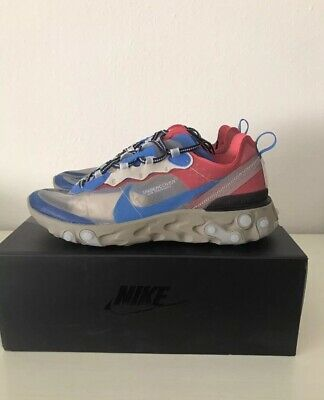 the best attitude 9f255 56a26 Nike React Element 87 Undercover Light Beige Chalk Size 10.5 Men Sold Out