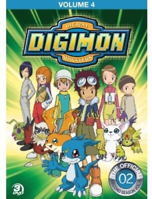 Digimon: Digital Monsters - The Official Second Season, Vol (DVD Used Very Good)