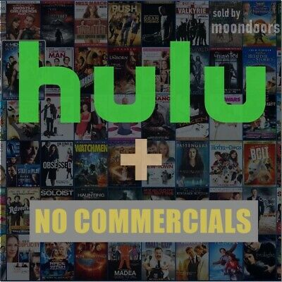 Hulu Premium Account Lifetime Subscription ✅ No Commercials 🔥Instant Delivery🔥