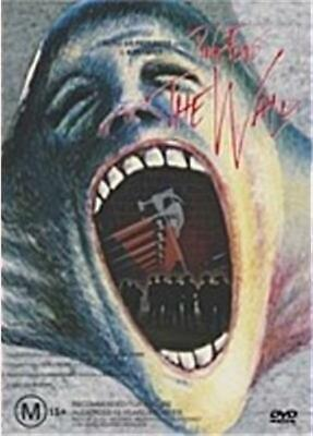 PINK FLOYD The WALL Deluxe DVD edition PAL NEW