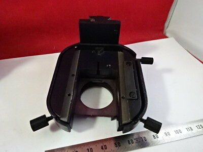 Zeiss Axiotron Allemagne Condenseur Support Microscope Pièce Optiques