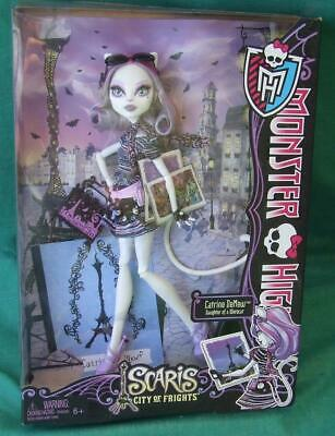 Monster High Doll Scaris City Of Frights Catrine Demew (New) Can Post