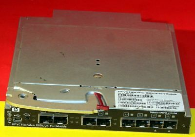 HP 571956-B21 708065-001 HPE VIRTURAL FLEXFABRIC 10GB//24-PORT MODULE