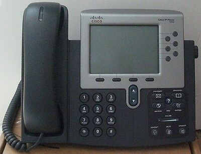 Cisco CP-7962G 7962 IP Phone SIP Firmware ASTERISK VOIP 110xAvailable