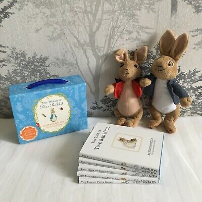 The World Of Peter Rabbit Classic Story Collection 5 Book Box Set Beatrix Potter