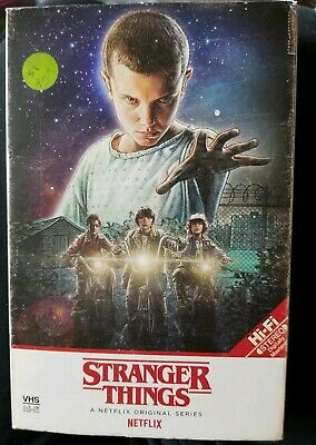 Stranger Things Season 1 Collector's Edition Blu-Ray + DVD  Target Exclusive