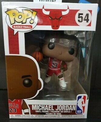 Funko Pop! Michael Jordan #54 (IN HAND) Chicago Bulls Basketball NBA Sports