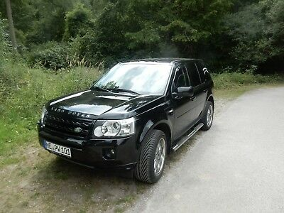 Land Rover Freelander 2 TOP