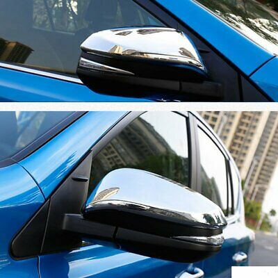 For Toyota Highlander 2014-2018 Car Rearview Side Wing Mirror Cover Molding Trim