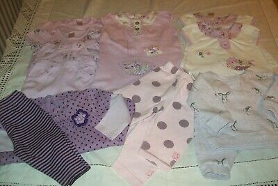 Baby girls clothes Next/Mothercare up to 1 month combined postage available