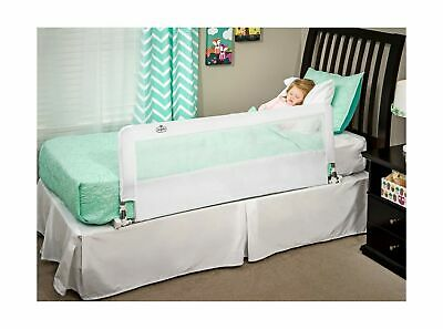 Regalo HideAway 54-Inch Extra Long Bed Rail Guard, with Reinforced Anchor Saf...