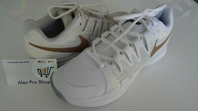 5e47e9153b979 New With Defects Women s Size 7 Nike Zoom Vapor 9.5 Tour White 631475 190