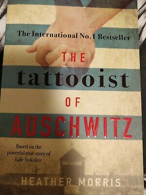 The Tattooist Of Auschwitz - Heather Morris Paperback - As New