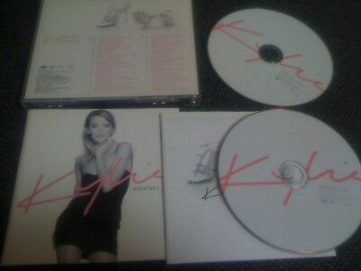 KYLIE MINOGUE / greatest hits  / JAPAN LTD 2CD