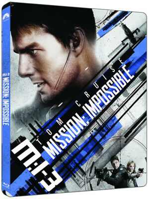 Mission Impossible III - Limited Edition Steelbook (4K Ultra HD + Blu-ray) *NEW*