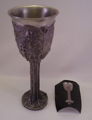Royal Selangor Pewter Goblet - RING - Lord of the Rings LOTR G. Anthony 1995