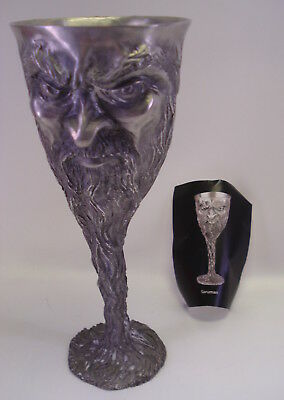 Royal Selangor Pewter Goblet - SARUMAN - Lord of the Rings LOTR G. Anthony 1992