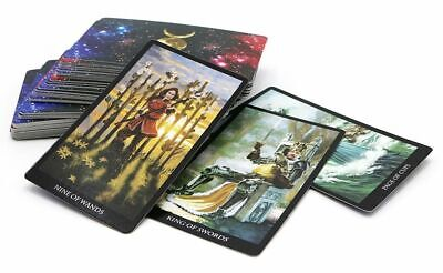 2019 Tarot Deck Cards Fortune Card Game Fate Divination 2018 Metaphysical cards